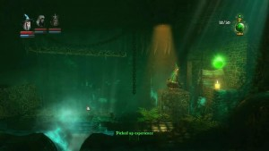 Trine Level 7 Potion 29 and Secret 2
