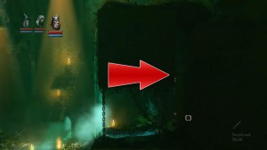 Trine Level 7 Secret Chamber