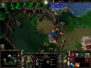 Warcraft 3 Departures Rescue Grom 2