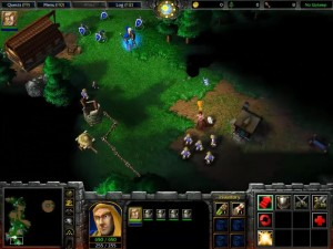 Warcraft 3 Human Campaign 1 Rescue Timmy