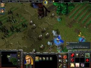 Warcraft 3 Ravages of the Plague Undead Scourge