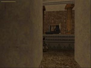 Tomb Raider 1 Level 5 - Gorilla Room