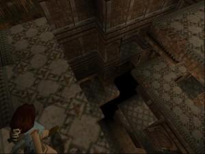 Tomb Raider 1 Level 5 - Large Room