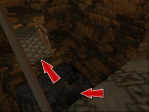 Tomb Raider 1 Level 5 - Secret 2