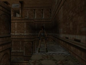Tomb Raider 1 Level 5 - Secret 4