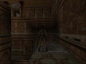 Tomb Raider 1 Level 5 - Secret 4