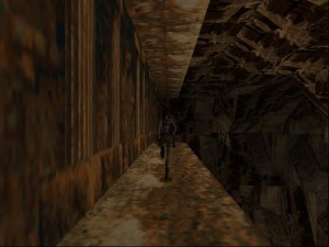 Tomb Raider 1 Level 6 - Colosseum Exterior
