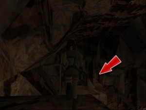 Tomb Raider 1 Level 6 - Secret 1