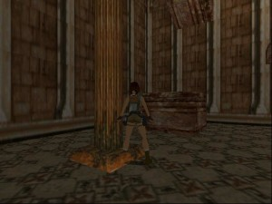 Tomb Raider 1 Level 6 - Secret 3