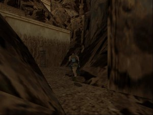 Tomb Raider 1 Level 6 - Timed Rooms