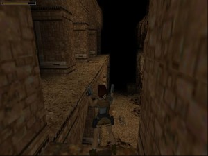 Tomb Raider 1 Level 7 - Back to the Palace