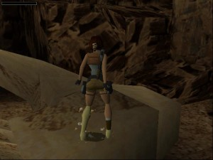 Tomb Raider 1 Level 7 - Midas Hand