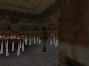 Tomb Raider 1 Level 7 - Spiked Room