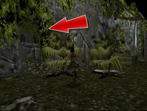 Tomb Raider Level 3 - Another Cave Entrance
