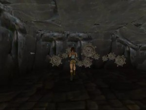 Tomb Raider Level 3 - Cog Machine