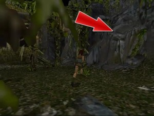 Tomb Raider Level 3 - Secret 1