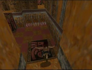Tomb Raider Level 4 - Spiked Room