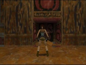 Tomb Raider Level 4 - Trapped Lever