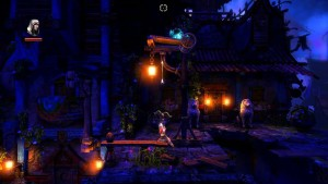 Trine 2 Level 1 The Story Begins Experience 9