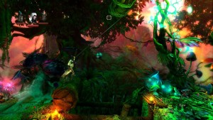 Trine 2 Level 2 Forlorn Wilderness Experience 1