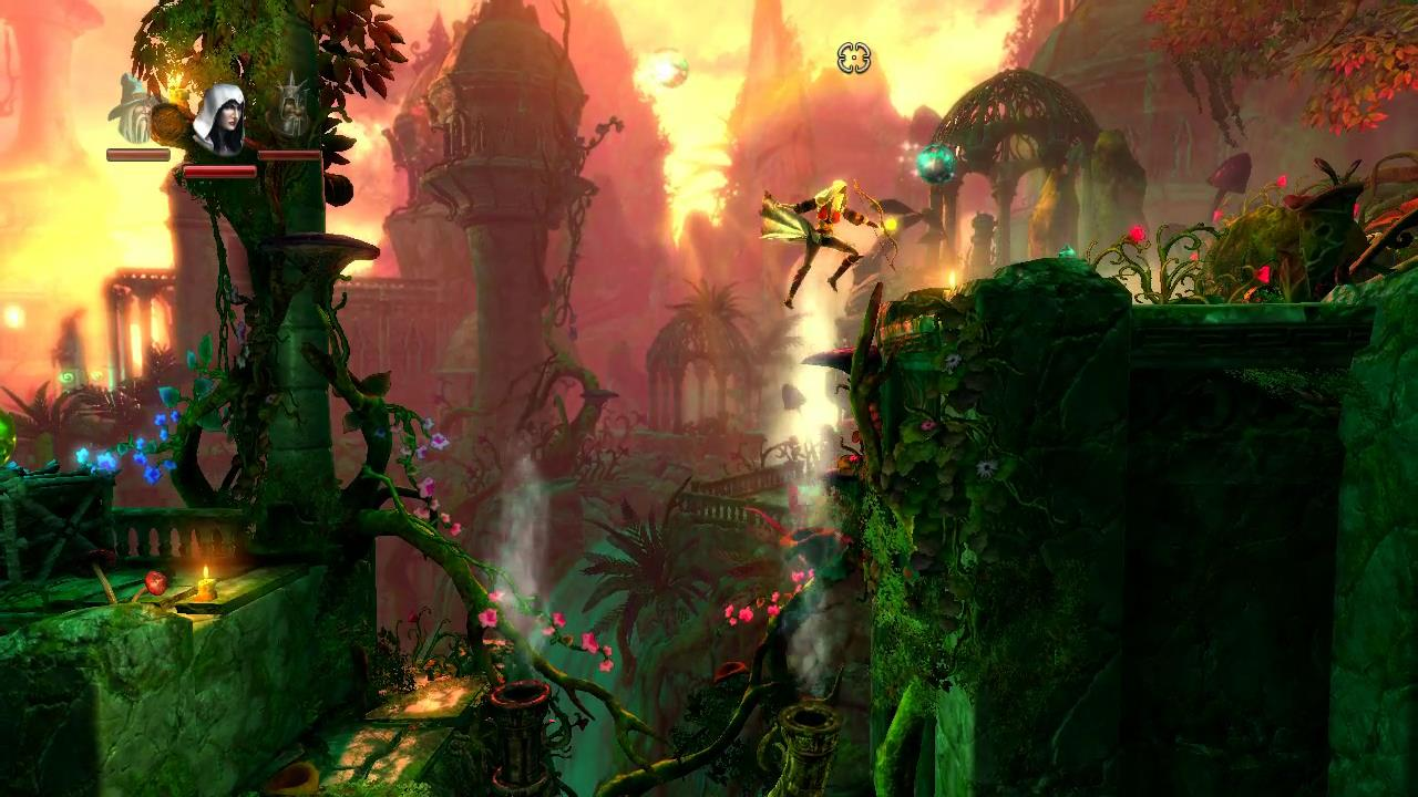 Trine 2 Level 2 Forlorn Wilderness Experience 12