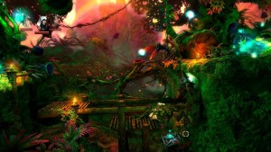 Trine 2 Level 2 Forlorn Wilderness Experience 2