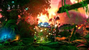 Trine 2 Level 2 Forlorn Wilderness Experience 3