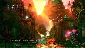 Trine 2 Level 2 Forlorn Wilderness Experience 5