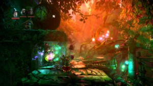 Trine 2 Level 2 Forlorn Wilderness Experience 8