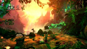 Trine 2 Level 2 Forlorn Wilderness Experience 9