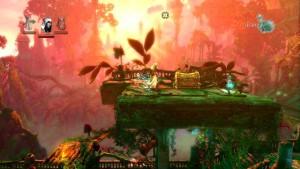 Trine 2 Level 2 Forlorn Wilderness Secret 1