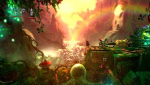 Trine 2 Level 2 Forlorn Wilderness Secret 2