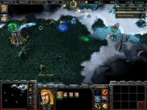 Warcraft 3 Reign of Chaos Dissension - Spirit Tower
