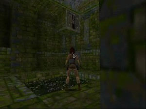 Tomb Raider 1 Level 8 part 10