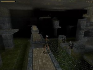 Tomb Raider 1 Level 8 part 2