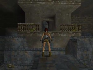 Tomb Raider 1 Level 8 part 3