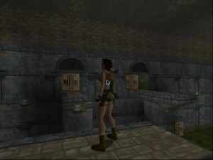 Tomb Raider 1 Level 8 part 7