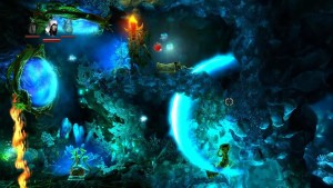 Trine 2 Level 12 Icewarden Keep 10