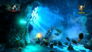Trine 2 Level 12 Icewarden Keep 13