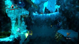Trine 2 Level 12 Icewarden Keep 2