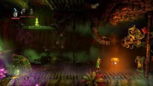 Trine 2 Level 6 Shadowed Halls 7