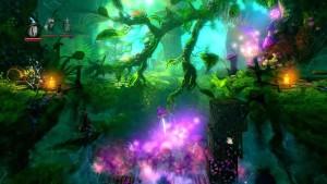 Trine 2 Level 8 Mushroom Caves 1