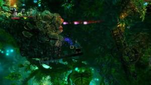 Trine 2 Level 8 Mushroom Caves 3