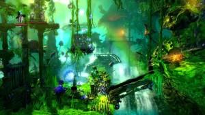 Trine 2 Level 8 Mushroom Caves 5