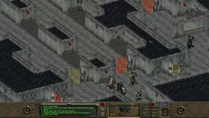 Fallout 1 Mutant Military Base