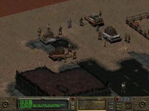 Fallout 1 The Hub