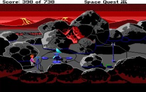 Space Quest 3 Ortega