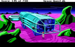 Space Quest 3 Phleebhut