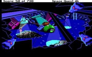 Space Quest 3 Rats