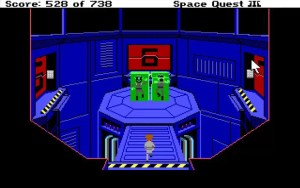 Space Quest 3 Scumsoft Two Guys